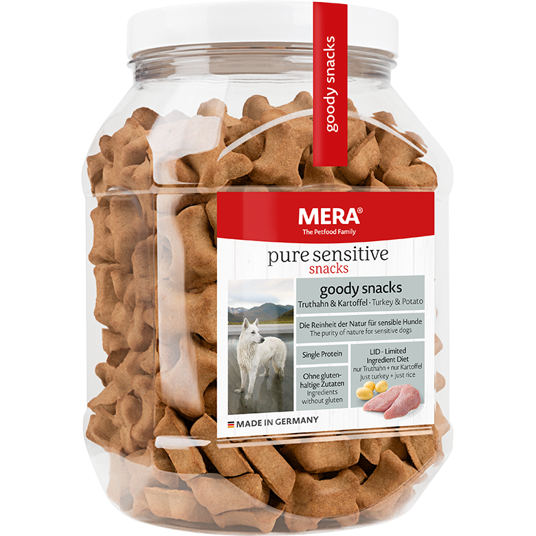Mera Dog Pure Sensitive Goody Snack für Hunde