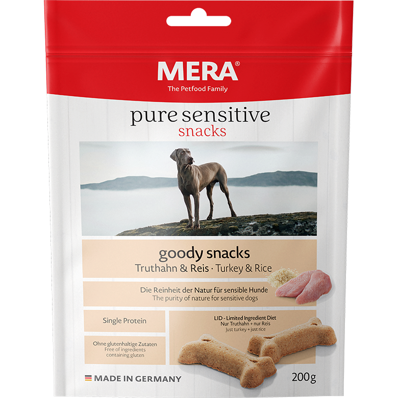 Mera Dog Pure Sensitive Goody Snack für Hunde, Bild 6