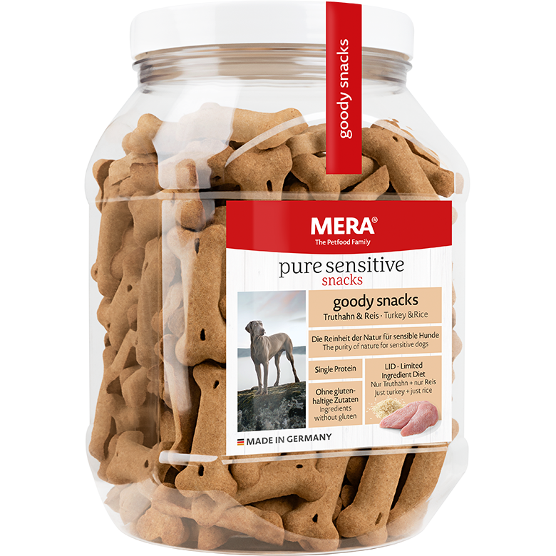 Mera Dog Pure Sensitive Goody Snack für Hunde, Bild 3