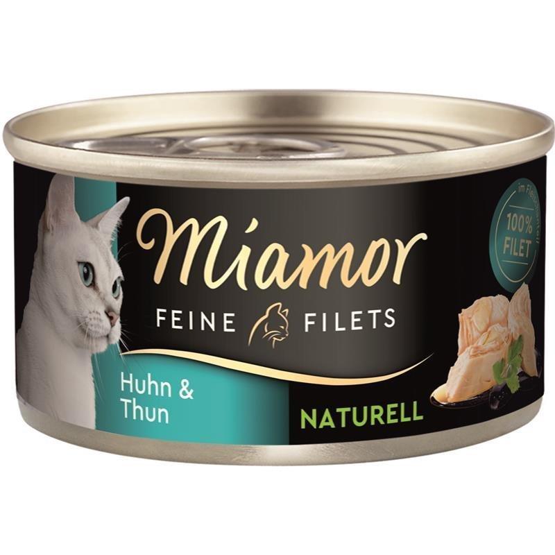 Miamor Feine Filets Naturelle, Bild 8