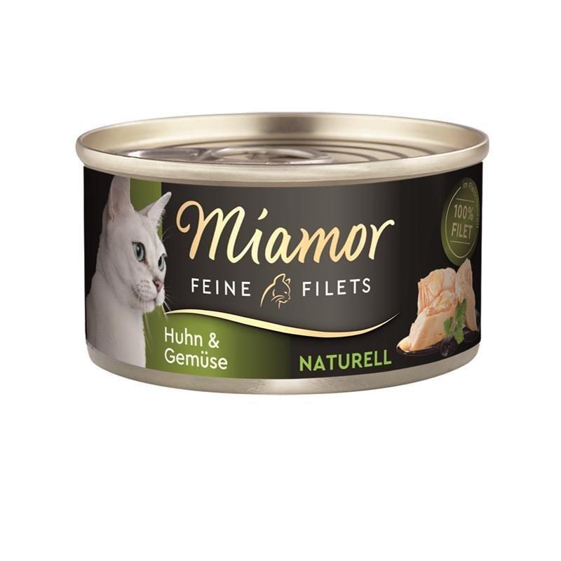 Miamor Feine Filets Naturelle, Bild 18