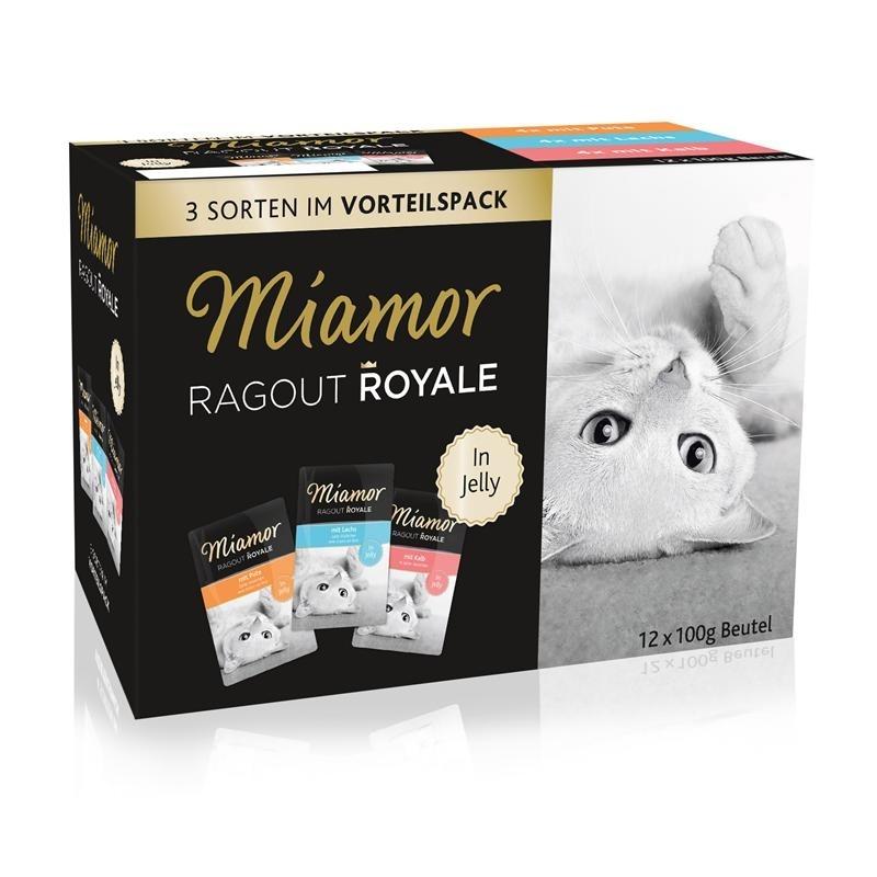 Miamor Ragout Royale in Jelly Multibox, Bild 2