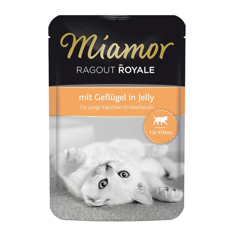 Miamor Ragout Royale Kitten Katzenfutter, Bild 2