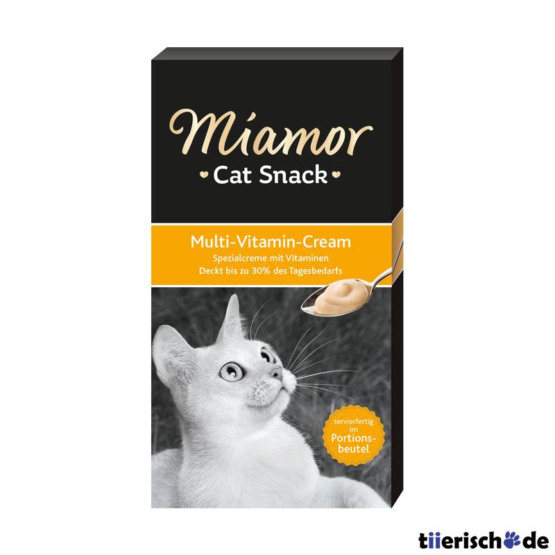 Miamor Schleck Snack Cream für Katzen, Bild 3