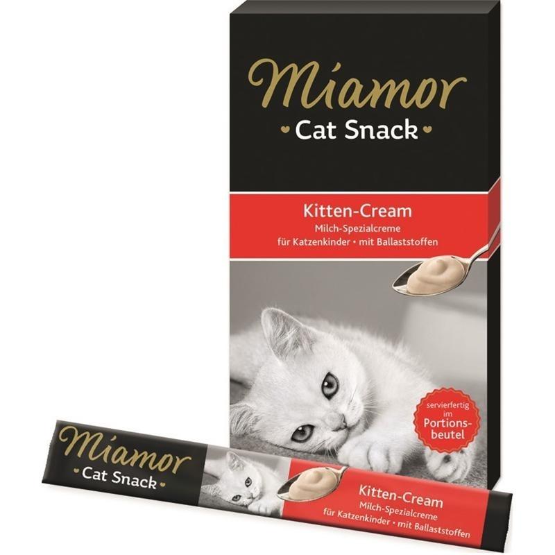 Miamor Schleck Snack Cream für Katzen, Bild 5