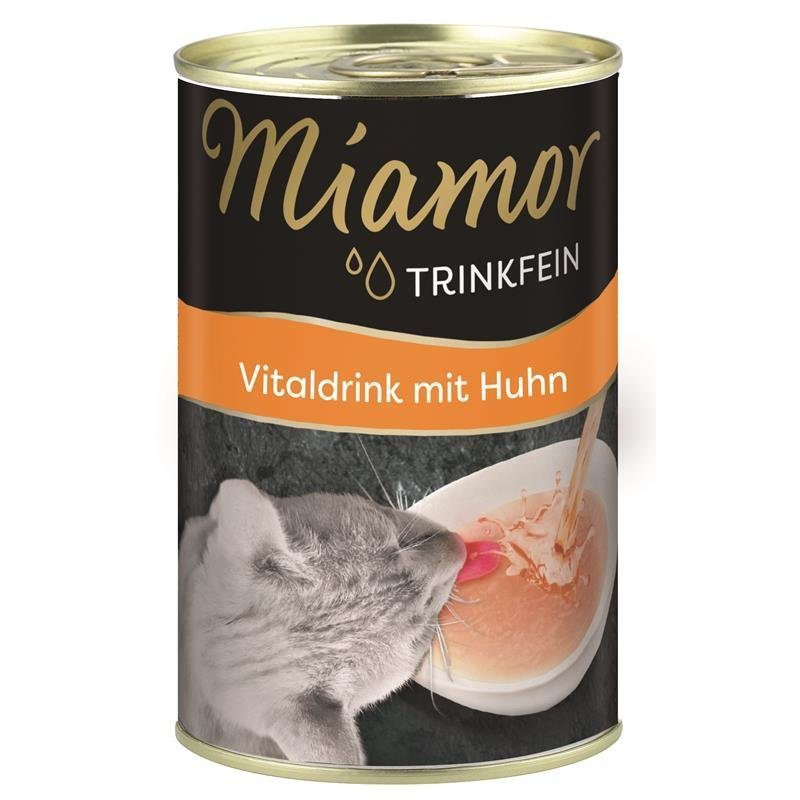 Finnern Miamor Trinkfein Vitaldrink mit Huhn