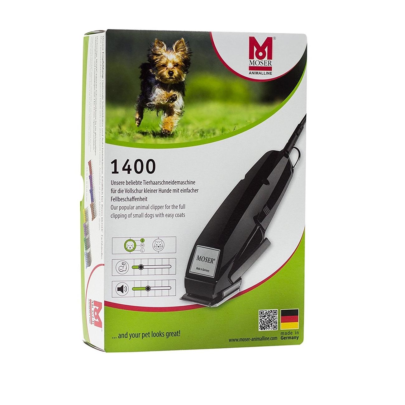 Moser Tierschermaschine Typ 1400 Animal Clipper-Set, Bild 4