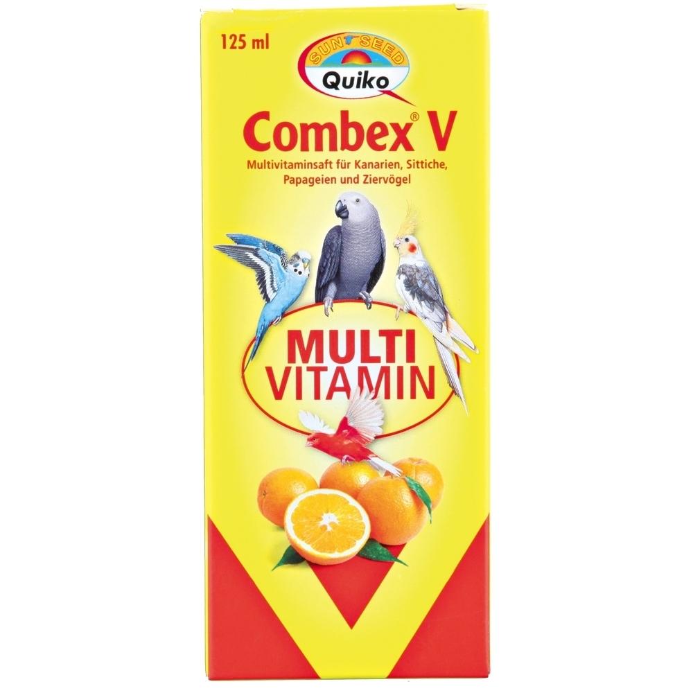 Quiko Multivitaminsaft für Vögel Combex V, Bild 2