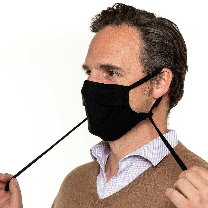 Doctor Bark Mund- und Nasenmaske aus Bio-Cotton, Bild 10