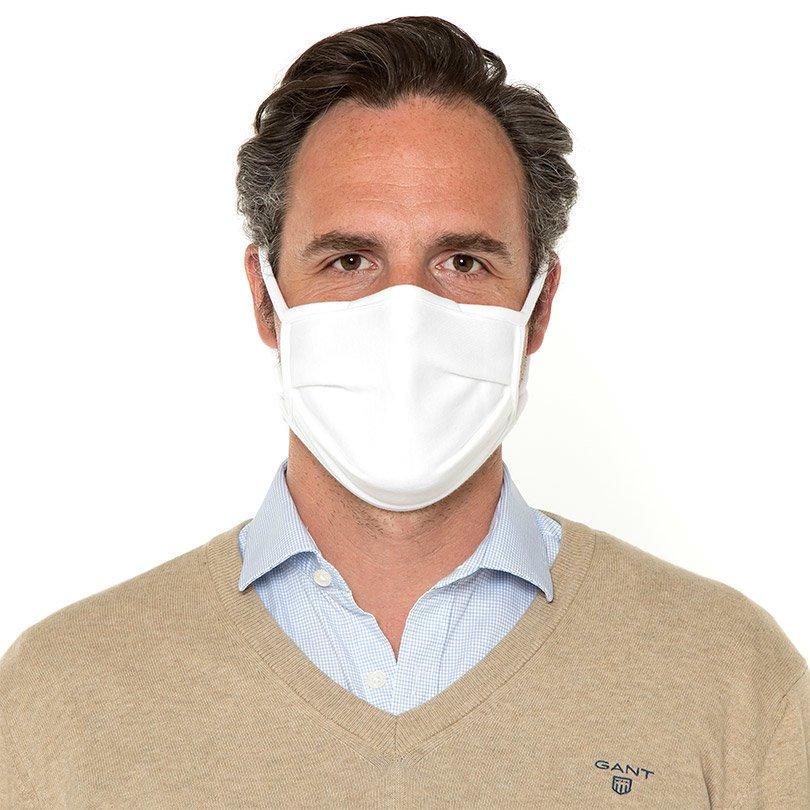 Doctor Bark Mund- und Nasenmaske aus Bio-Cotton, Bild 2