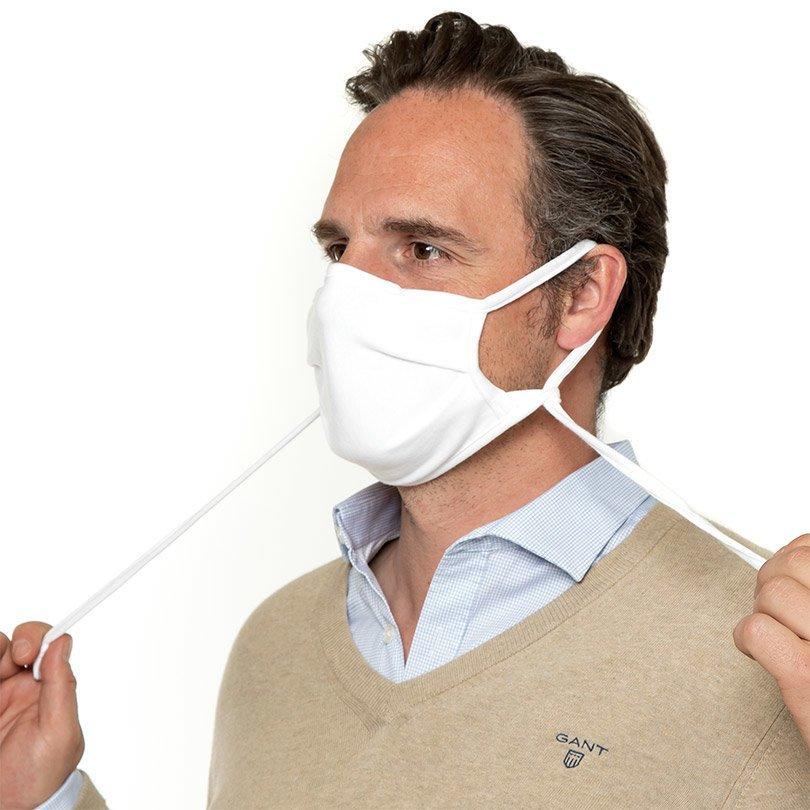 Doctor Bark Mund- und Nasenmaske aus Bio-Cotton, Bild 5