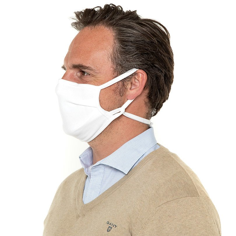 Doctor Bark Mund- und Nasenmaske aus Bio-Cotton, Bild 3