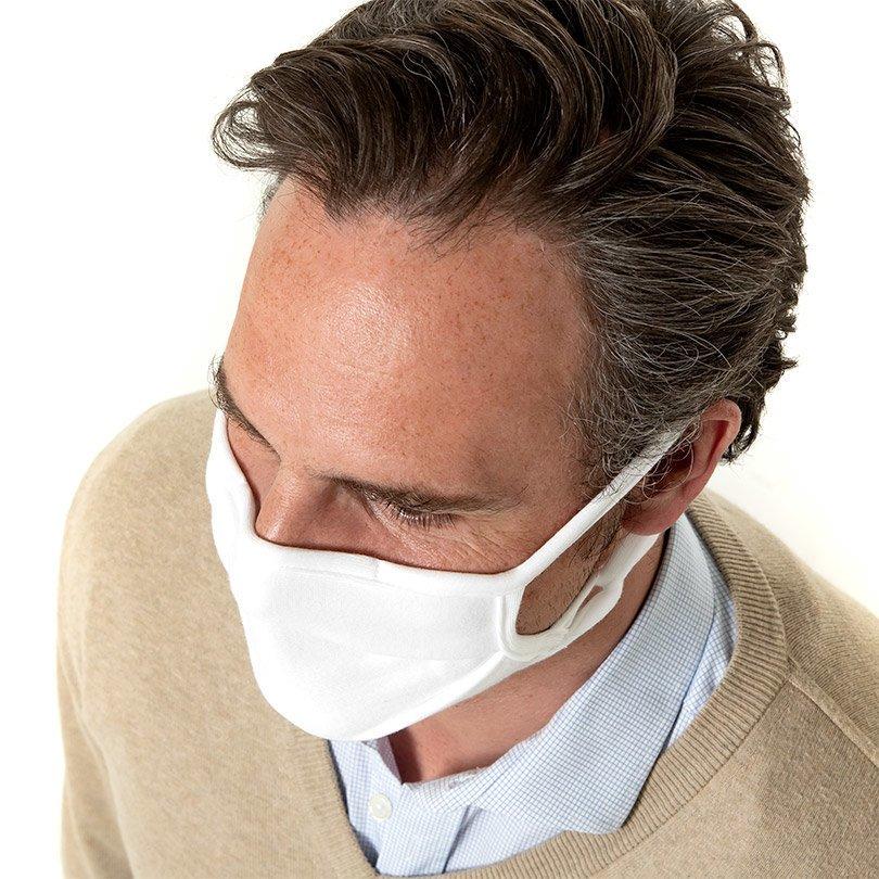 Doctor Bark Mund- und Nasenmaske aus Bio-Cotton, Bild 4