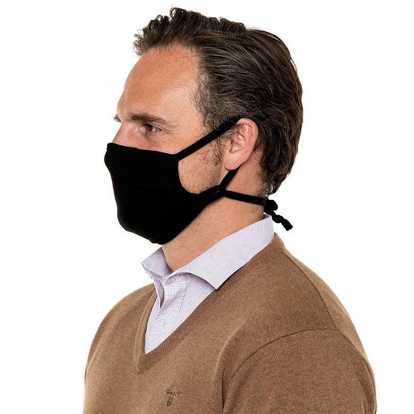Doctor Bark Mund- und Nasenmaske aus Bio-Cotton, Bild 8