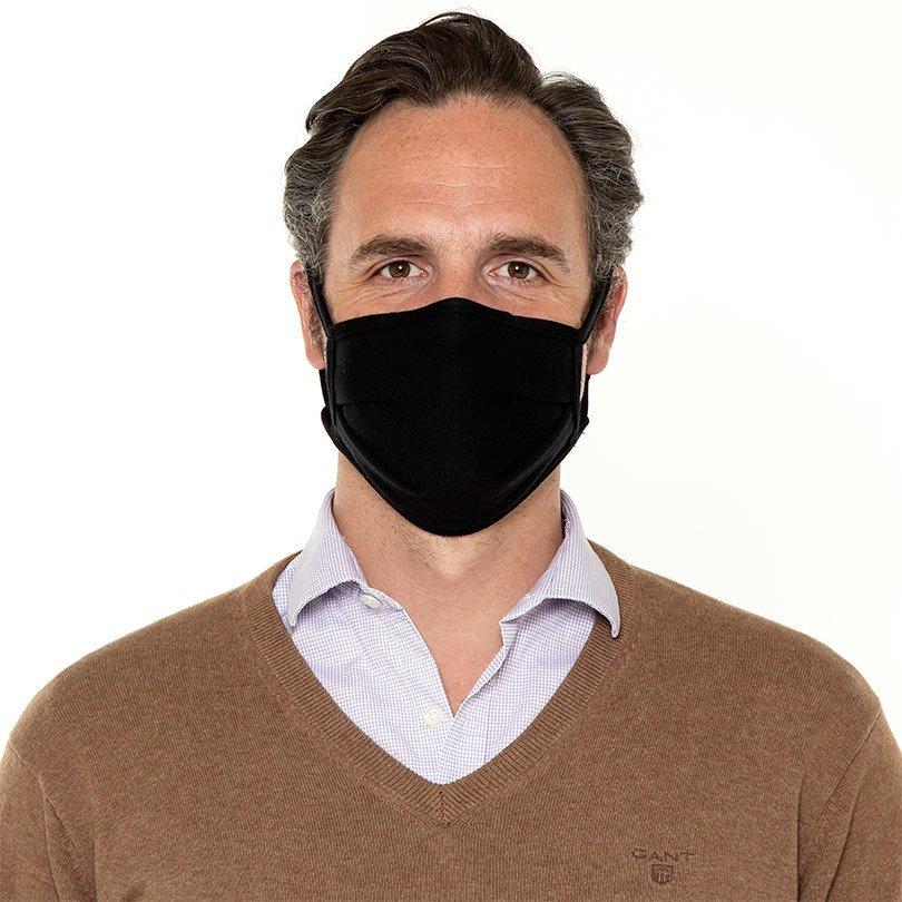 Doctor Bark Mund- und Nasenmaske aus Bio-Cotton, Bild 7