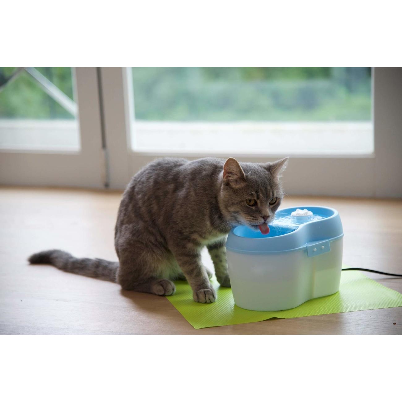 Cat H2O Katzentrinkbrunnen mit Zahnpflege, Bild 6