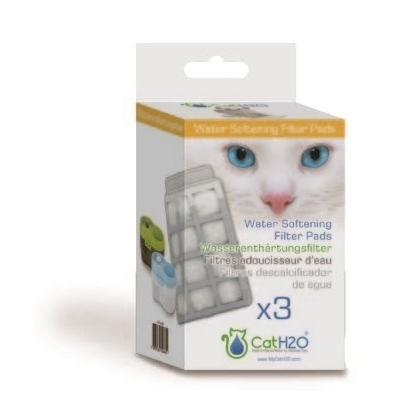 Cat H2O Katzentrinkbrunnen mit Zahnpflege, Bild 16