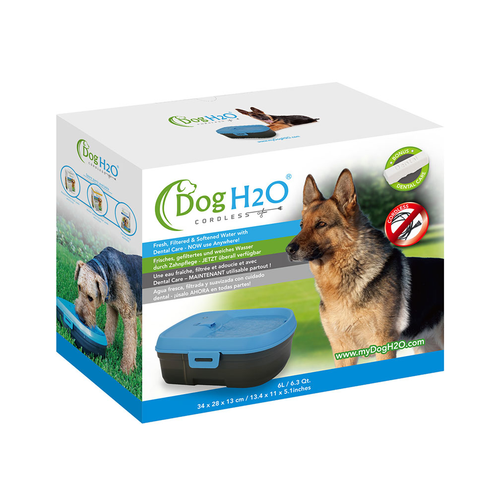 Dog H2O Mobiler Hunde Trinkbrunnen, Bild 4
