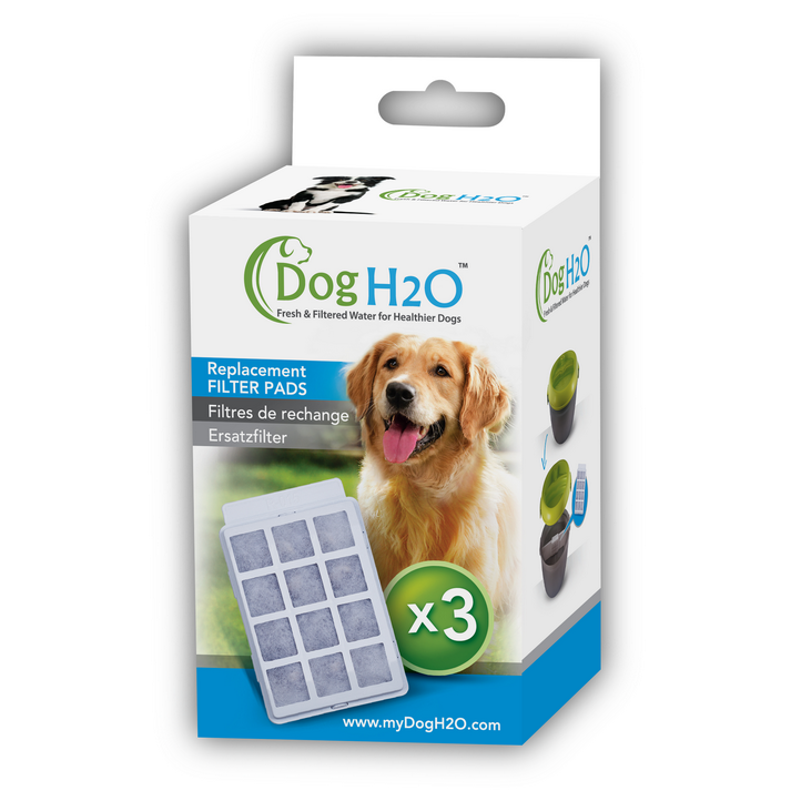 Dog H2O Hundetrinkbrunnen mit Zahnpflege, Bild 8