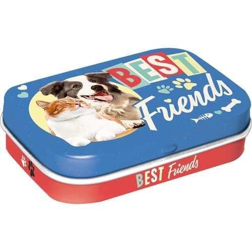 Nostalgic-Art Best Friends Cat & Dog, Pillendose