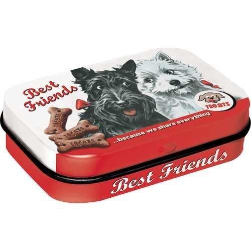 Nostalgic-Art Best Friends, Pillendose