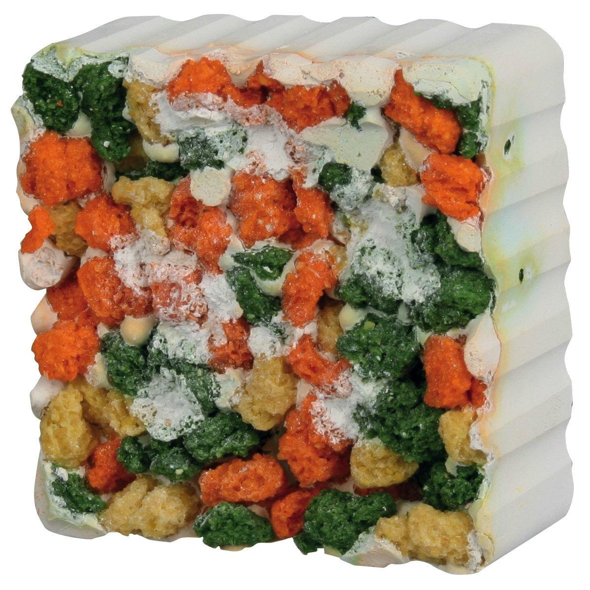 TRIXIE Nagestein für Kleintiere mit Algen und Kroketten 6016