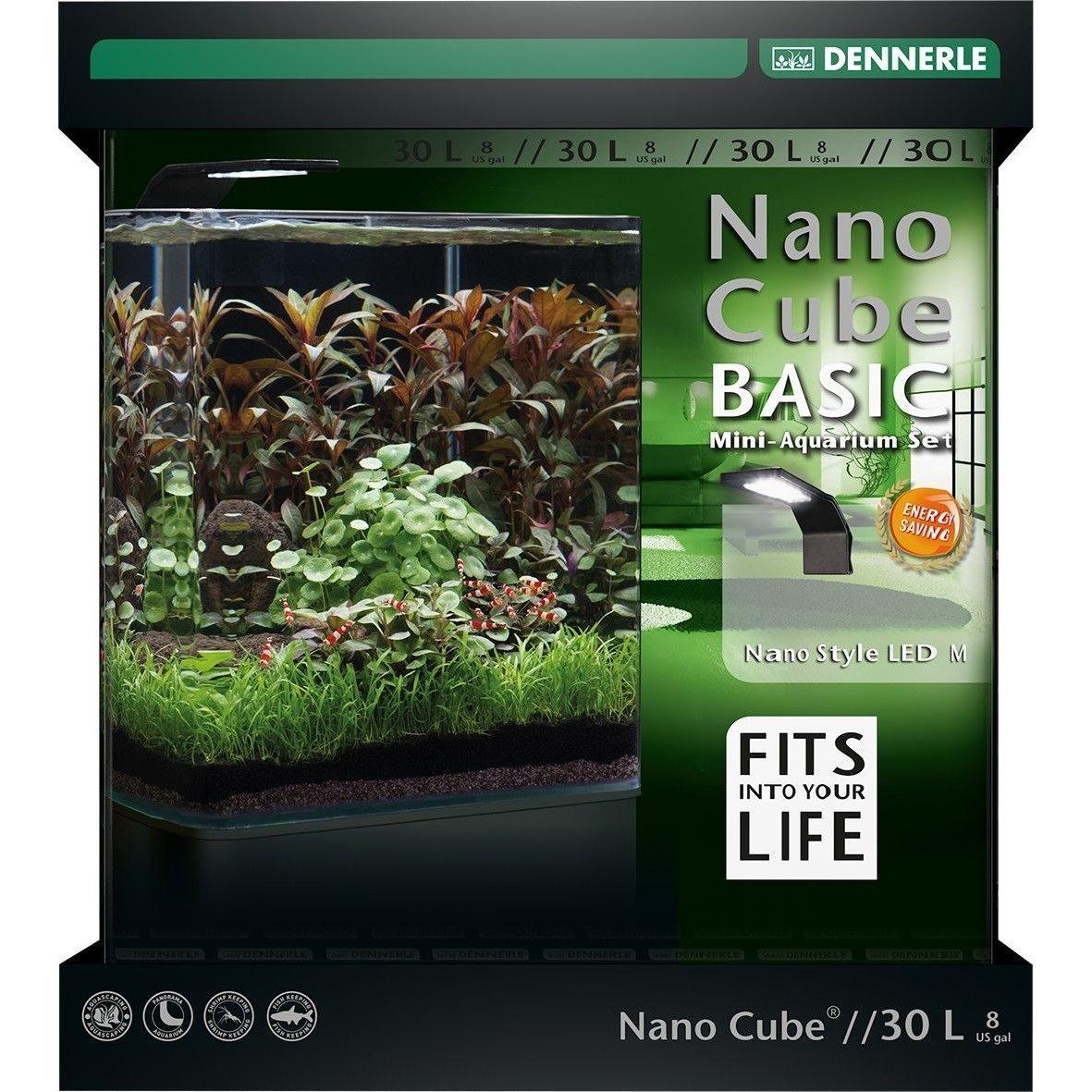 Dennerle NanoCube Basic Style LED Aquarium, Bild 5