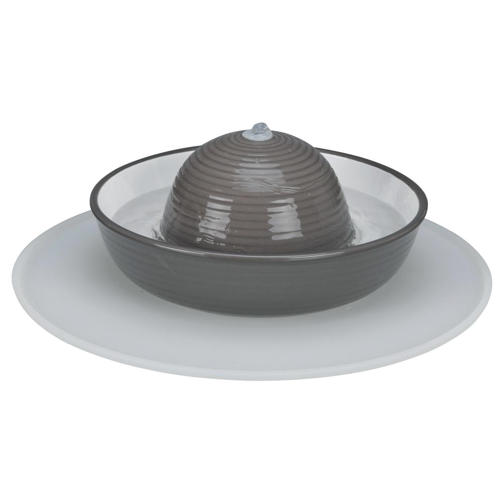 TRIXIE Napfunterlage aus Silikon mit hohem Rand 24567, Bild 3