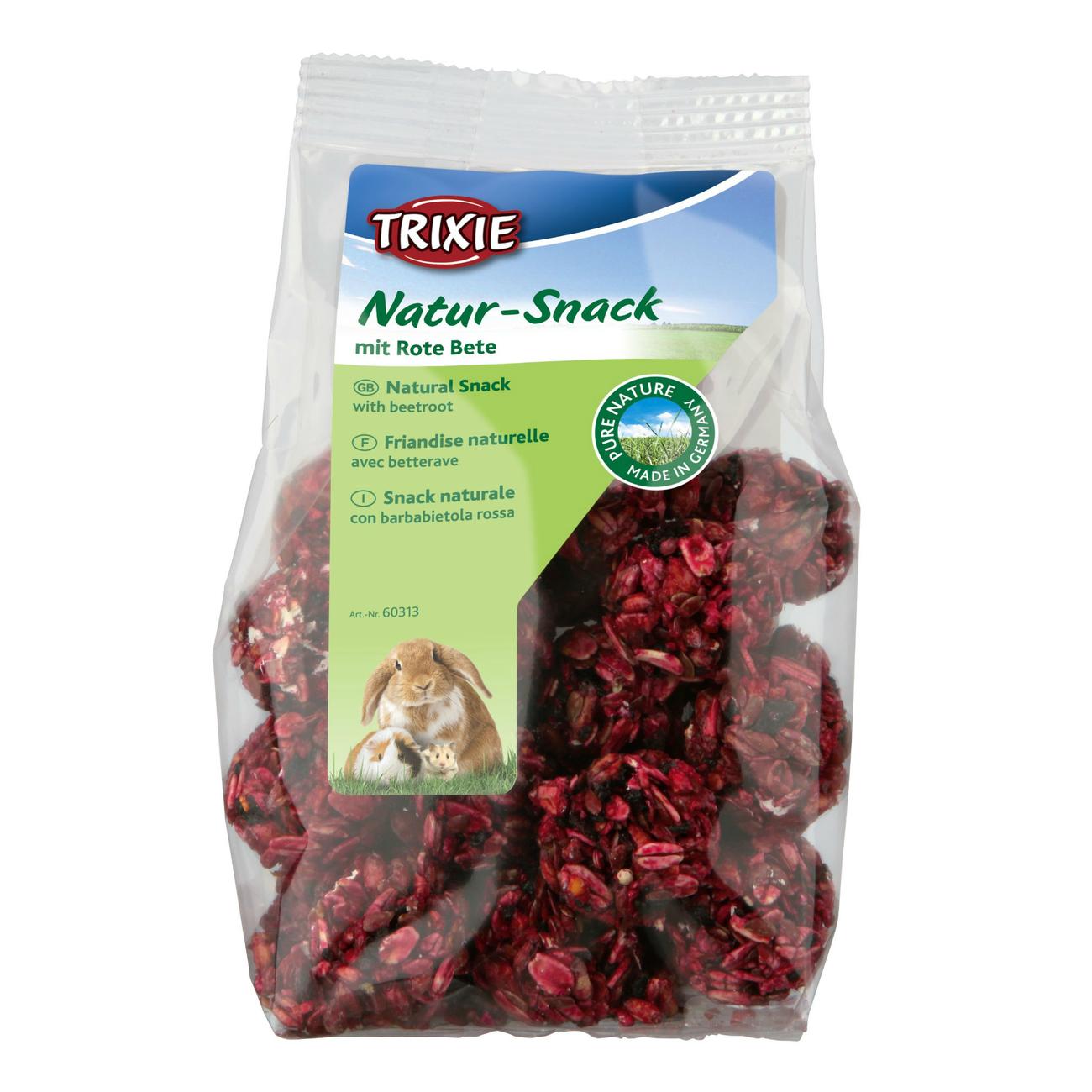 Trixie Pure Nature Natur-Snack Bällchen für Kleintiere 60312, Bild 5