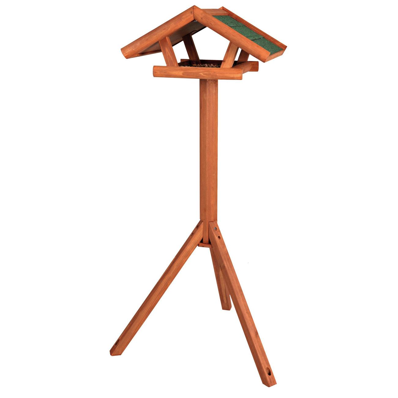 Trixie Natura Vogelhaus Futterhaus mit Ständer 5570