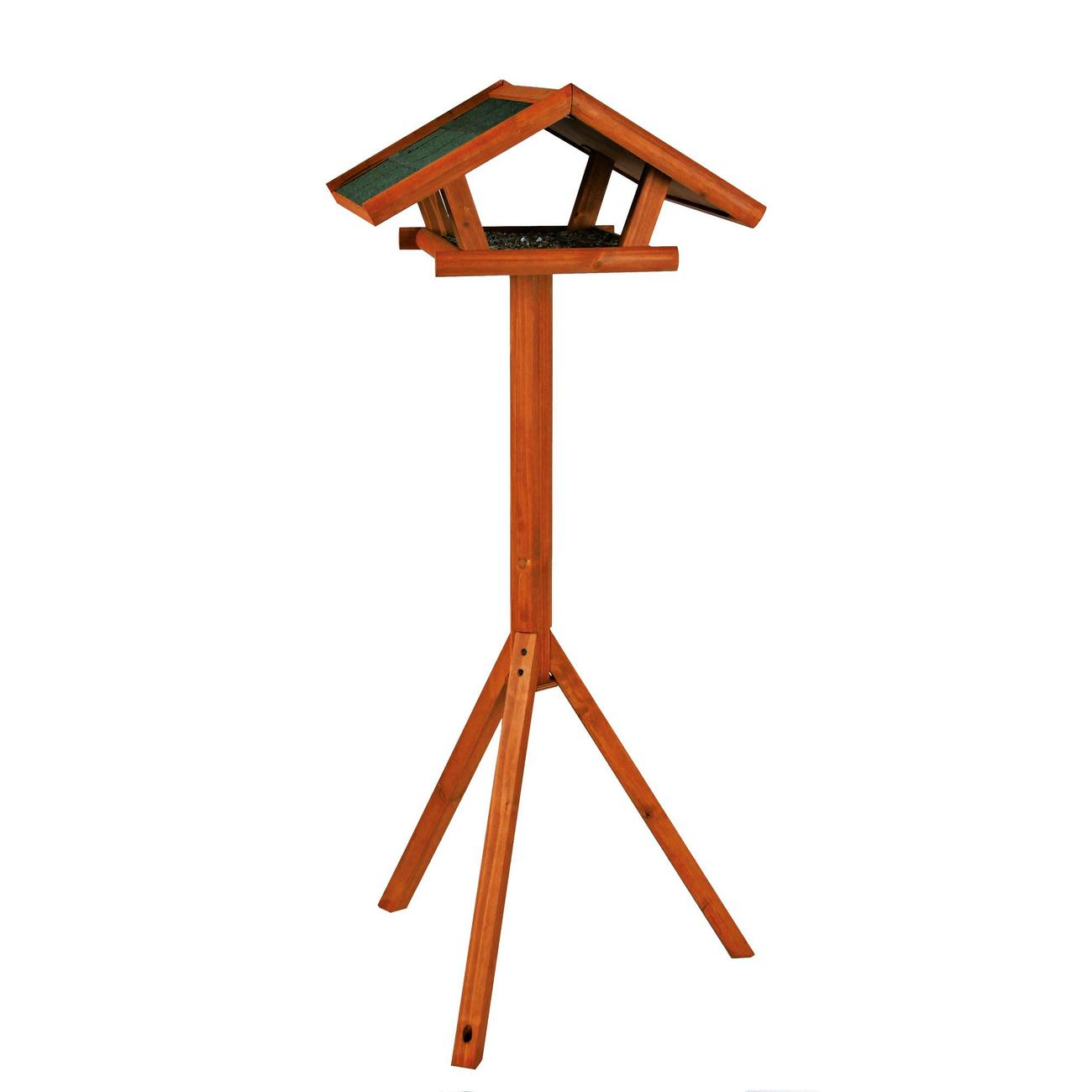 Trixie Natura Vogelhaus Futterhaus mit Ständer 5570, Bild 2