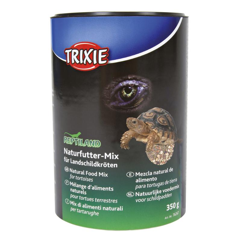 Trixie Naturfutter-Mix für Landschildkröten, 100 g/250 ml