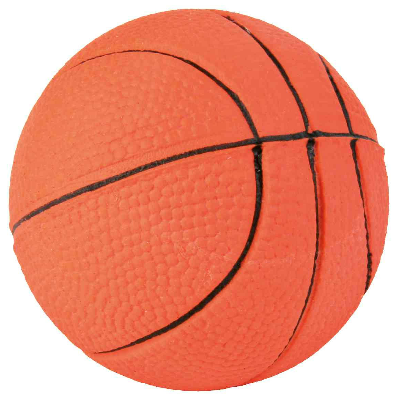 TRIXIE Hundeball Spielball aus Moosgummi 6 cm 3443, Bild 2