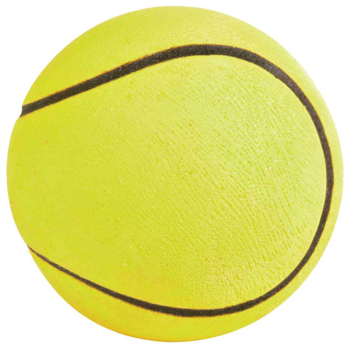 TRIXIE Hundeball Spielball aus Moosgummi 6 cm 3443, Bild 3