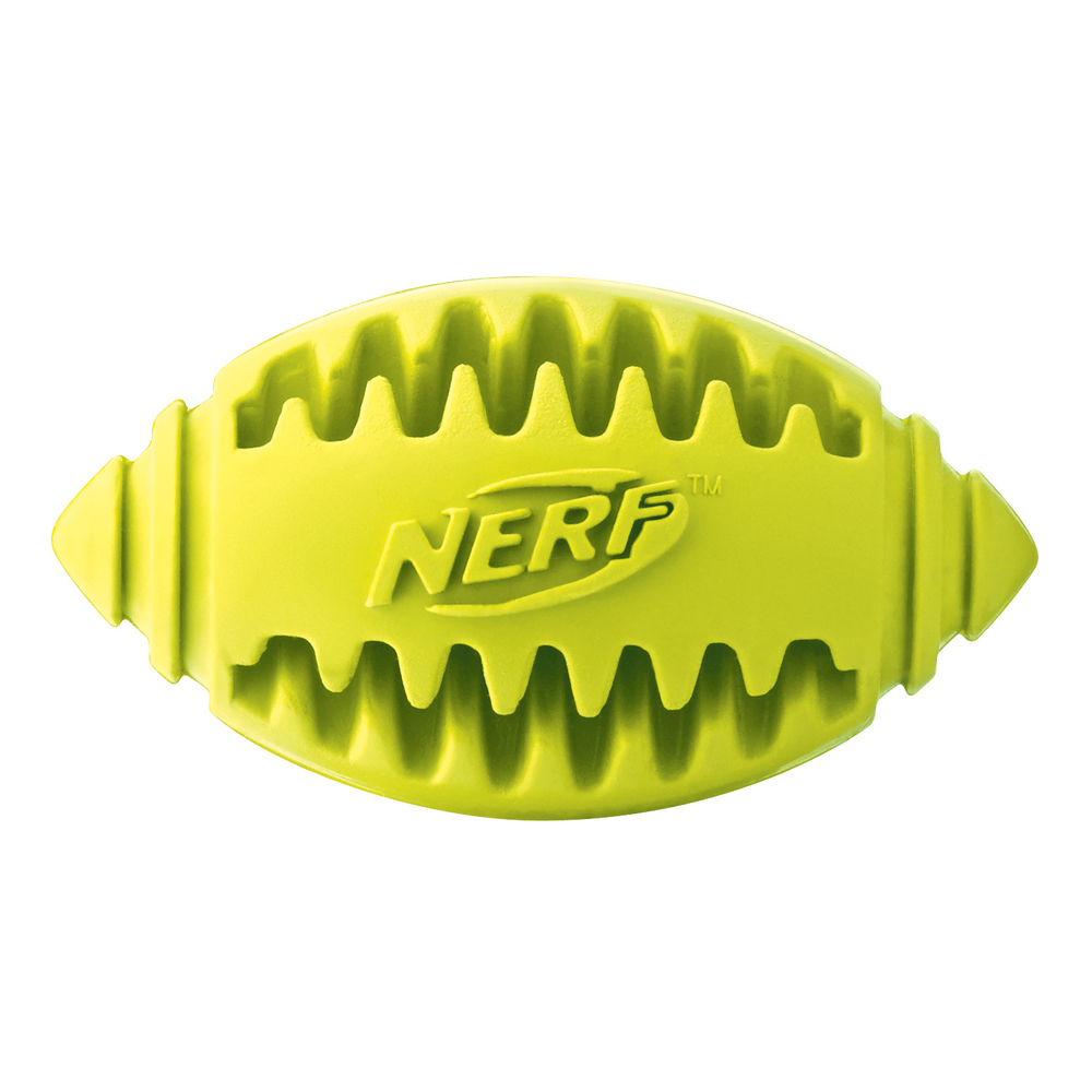 NERF Dog Football für Zahnreinigung, Bild 3