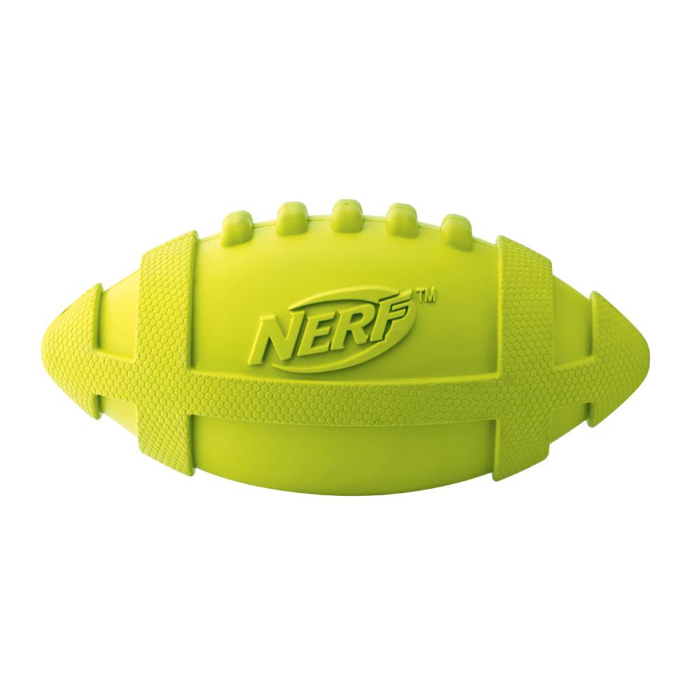 NERF Dog Football mit Quietscher, Bild 2
