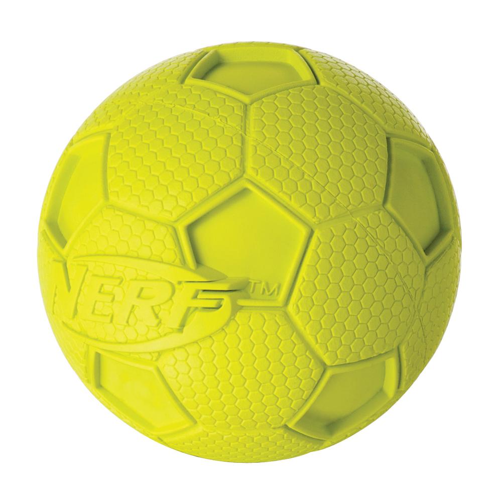 NERF Dog Fußball Gummiball mit Quietscher, Bild 2