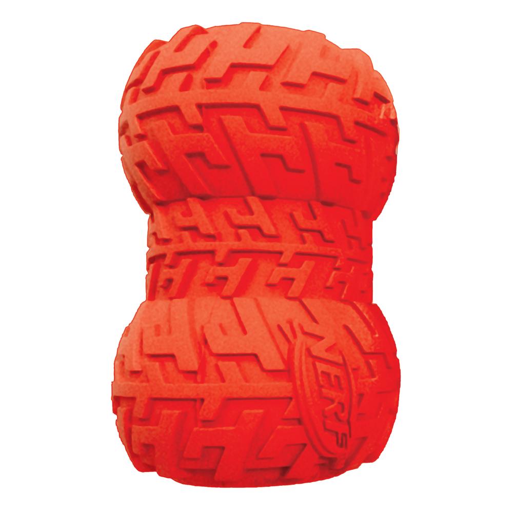 NERF Dog Gummi Snackfeeder mit Reifenprofil, Bild 3