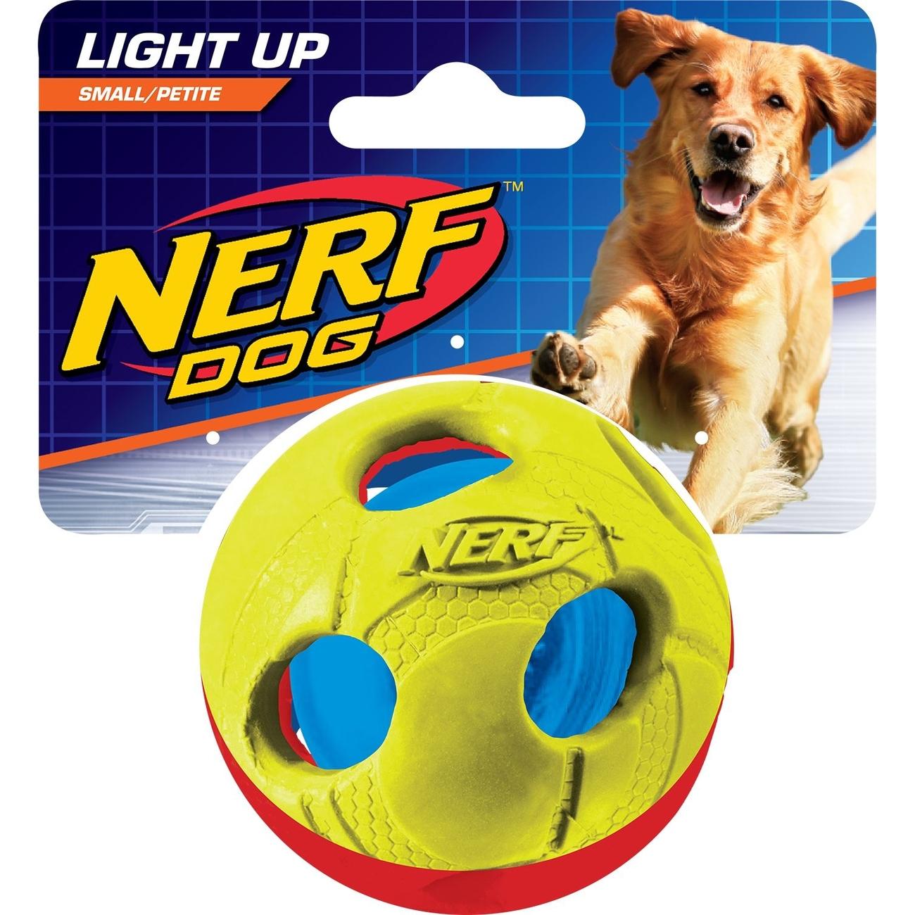 NERF Dog lluma-Action LED für Hunde