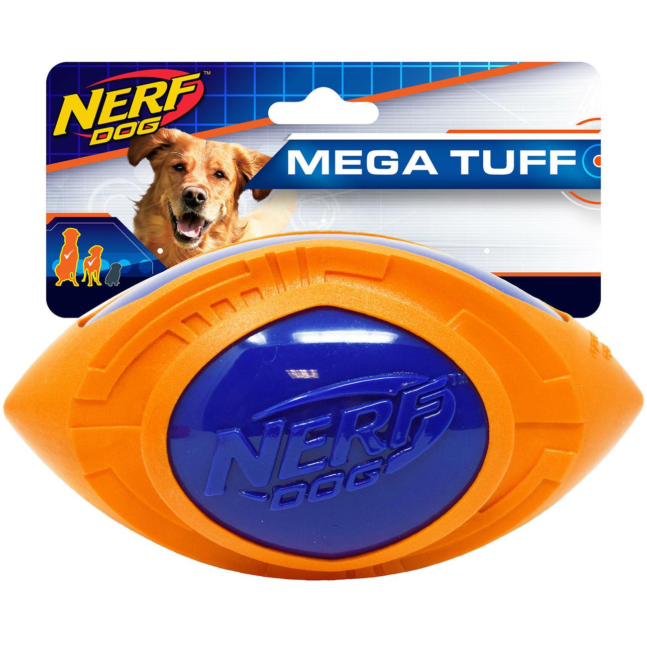 NERF Dog Megaton Football für Hunde, Bild 2
