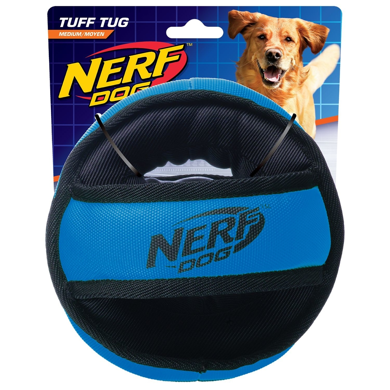 NERF Dog Plush - X-Ring