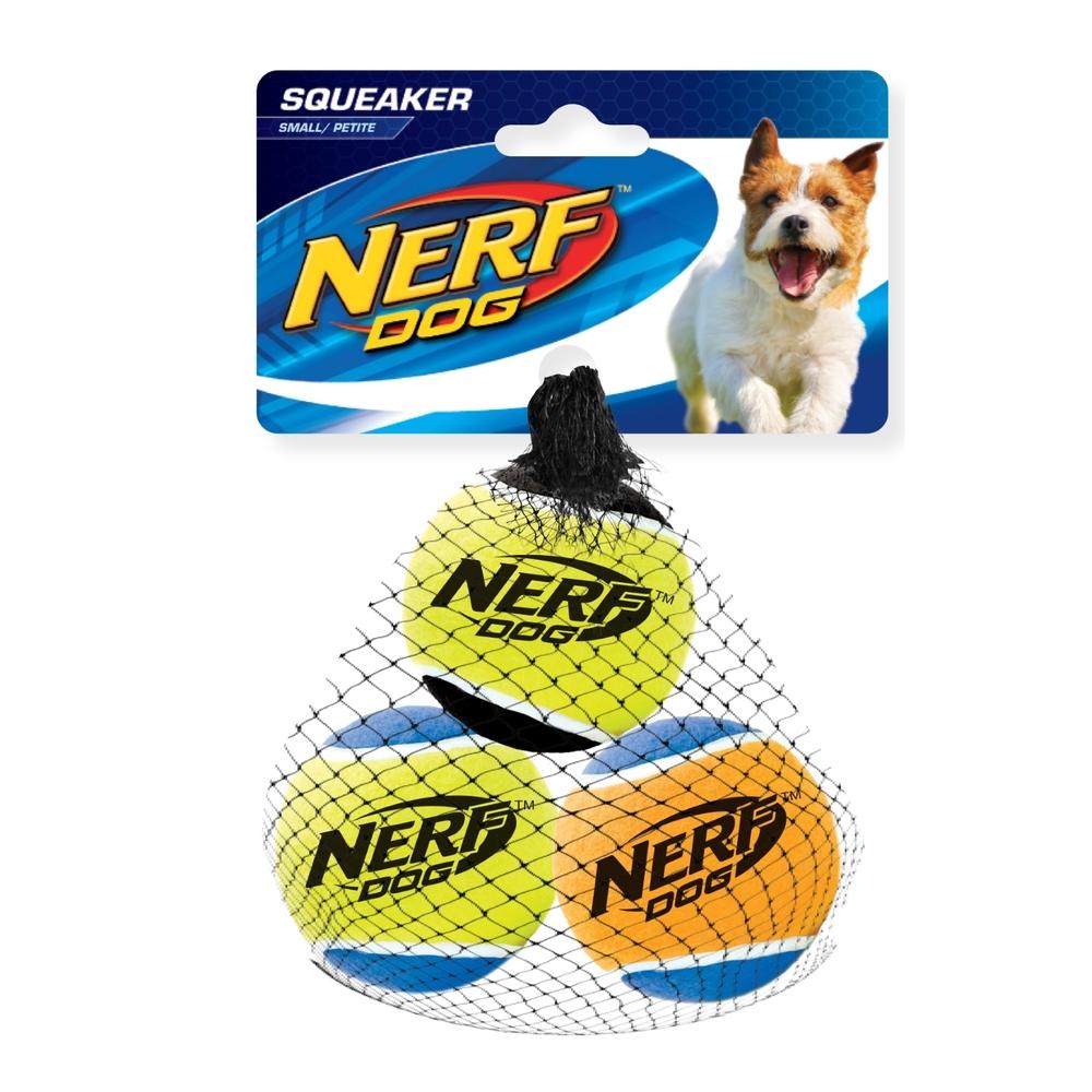 NERF Dog Tennisbälle mit Quietscher, Bild 2
