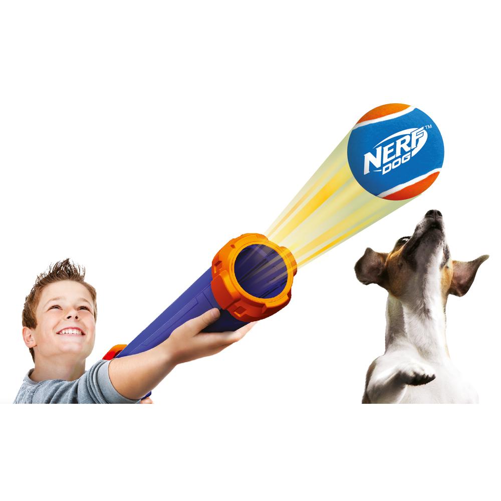 NERF Dog Tennisball Blaster Ballkanone, Bild 4