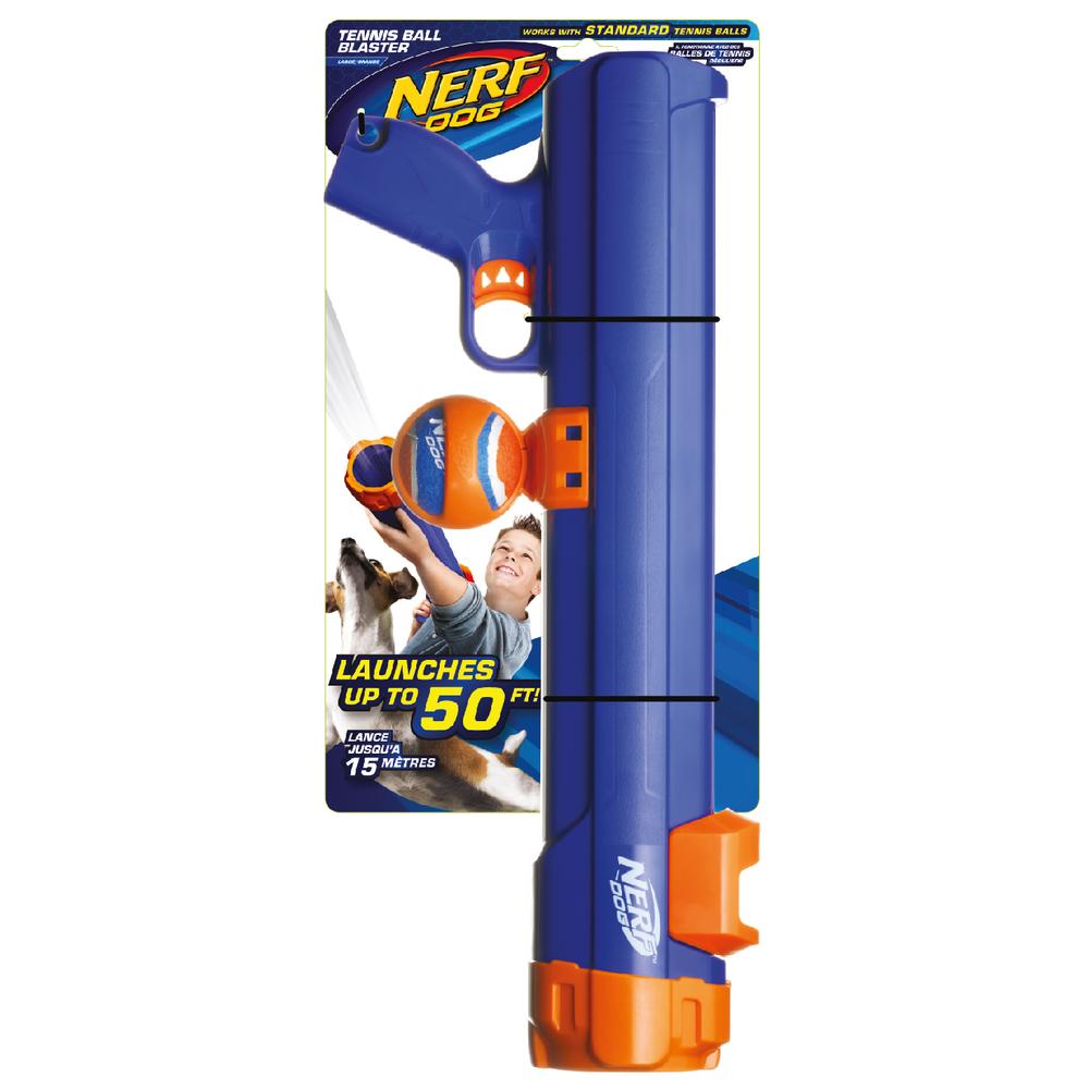 NERF Dog Tennisball Blaster Ballkanone, Bild 5