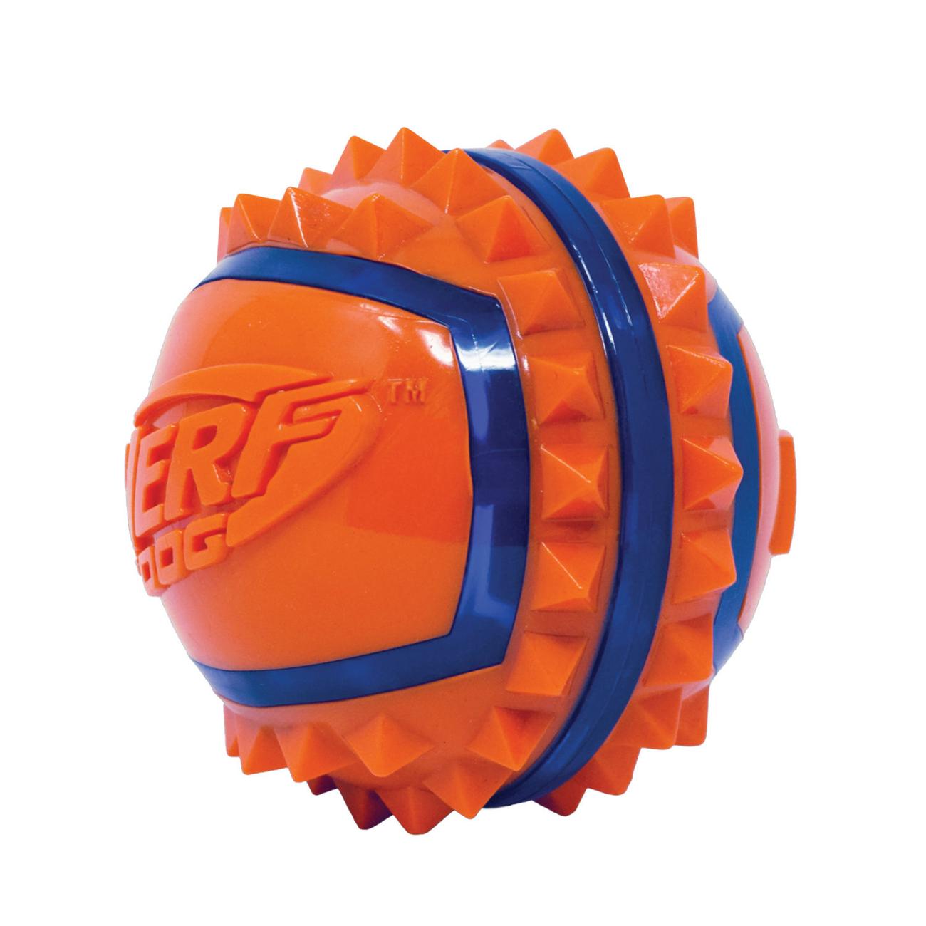 NERF Dog TPR Spike Ball
