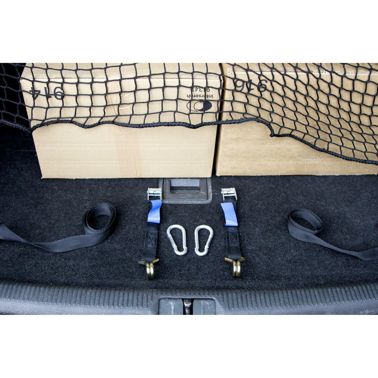 Kerbl Netz zur Ladungssicherung für Pkw und Kombi, Bild 6