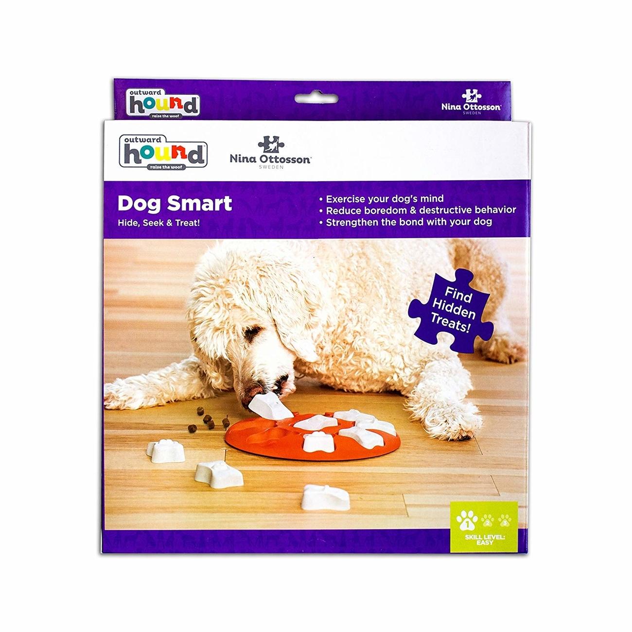 Nina Ottosson Dog Smart Hundespielzeug Plastik, Bild 3