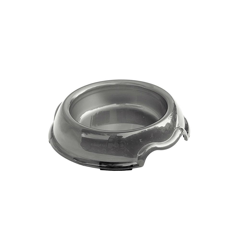 Nobby Futternapf Wassernapf aus Kunststoff, 250 ml, grau