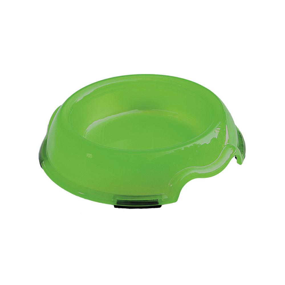 Nobby Futternapf Wassernapf aus Kunststoff, 500 ml, hellgrün
