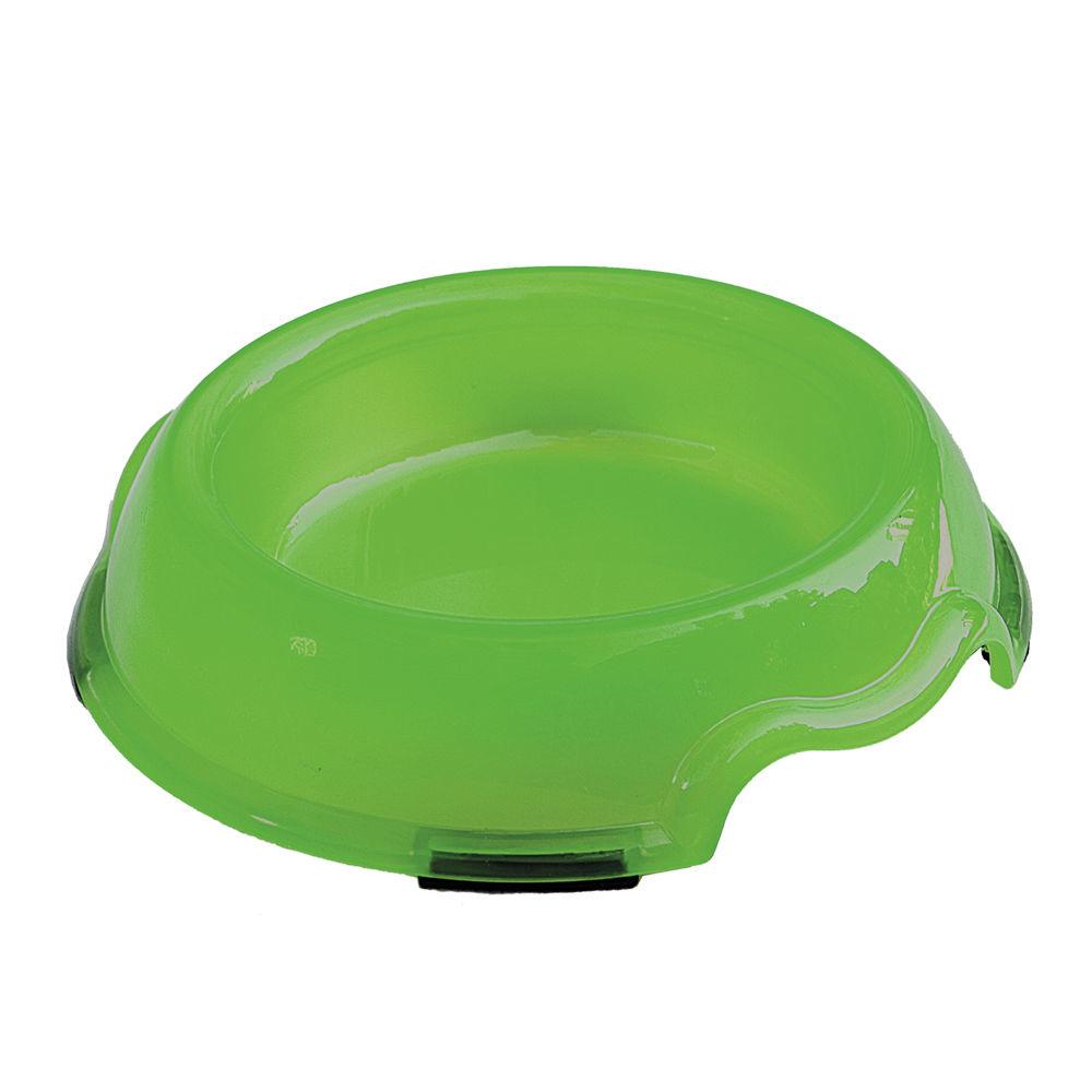 Nobby Futternapf Wassernapf aus Kunststoff, 1000 ml, hellgrün